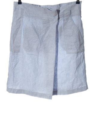 BAF Mini-jupe bleu style décontracté