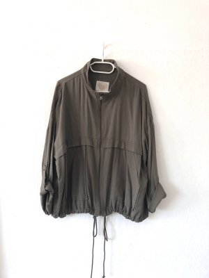 BAF Jacket khaki viscose