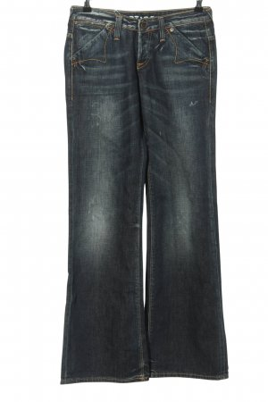 G-Star Baggy Jeans blue casual look