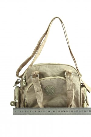 Bag Street Canvas Bag cream casual look