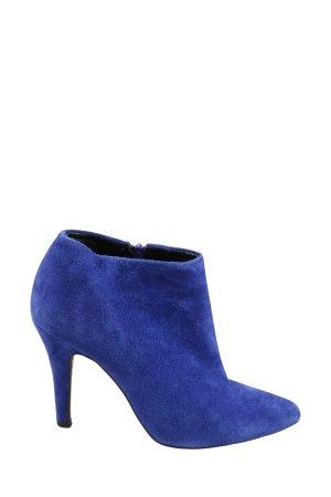 Bagatt Reißverschluss-Stiefeletten blau Casual-Look