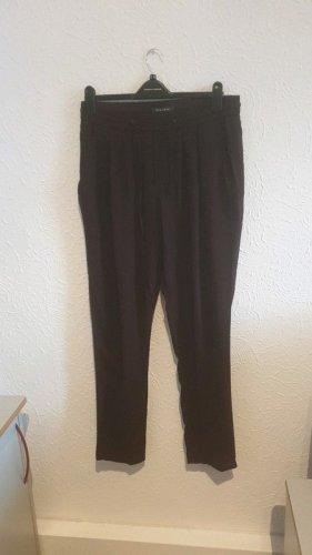 Marc O'Polo Pantalone largo carminio-bordeaux Viscosa