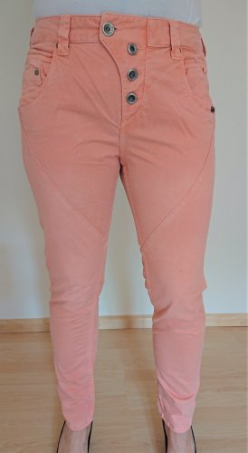 Tom Tailor Baggy Pants apricot cotton