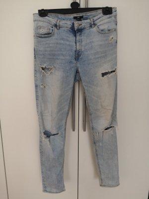 Baggy Jeans, Gr. 38, H&M