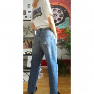 Asos Baggy Jeans multicolored