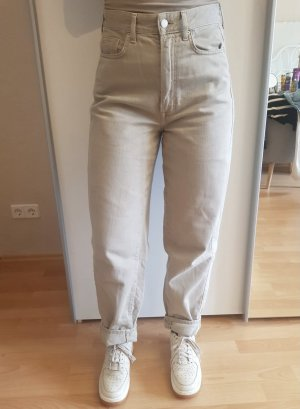 Baggy Jeans Taupe/Beige