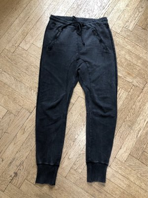 H&M Divided Baggy Pants anthracite-dark grey