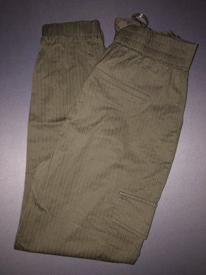 Tally Weijl Baggy Pants green grey-olive green