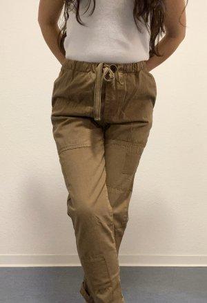Baggyhose Gummibund Zara