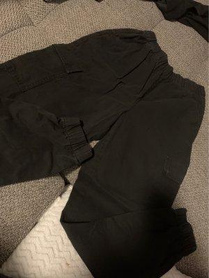 H&M Vaquero holgados negro