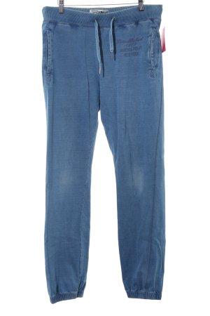 Baggy jeans korenblauw Jeans-look