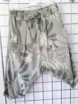 Made in Italy Baggy broek khaki