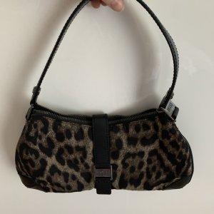 Baguette Tasche in Leopardenoptik