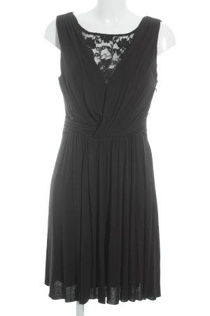 Bailey44 Sukienka z dżerseju czarny Elegancki