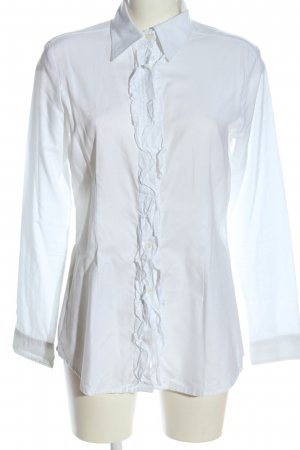 Bailly Diehl Long Sleeve Shirt white business style