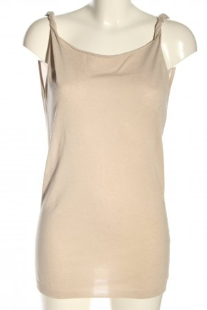 Bailly Diehl Strappy Top nude casual look