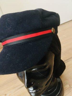 Sombrero de fieltro multicolor