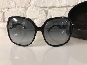 Michael Kors Gafas de sol cuadradas color oro-negro