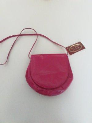 Baldan Italy Lederhandtasche pink neu