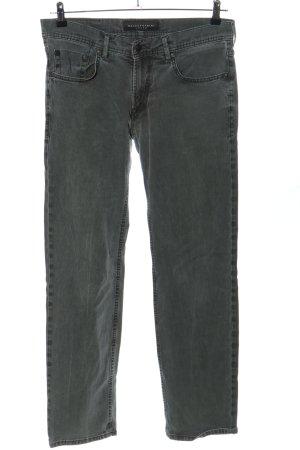 Baldessarini Jeans a gamba dritta nero stile casual