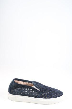 Baldinini Pantofel niebieski W stylu casual
