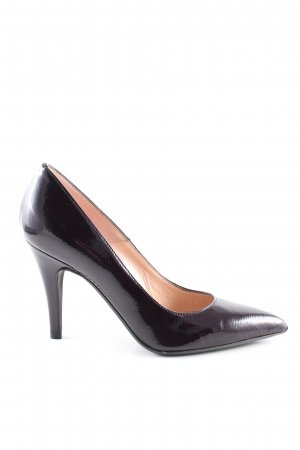 Baldinini Spitz-Pumps schwarz Business-Look
