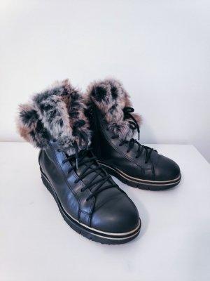 Baldinini Botines de invierno negro