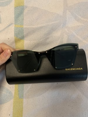 Balenciaga Gafas negro