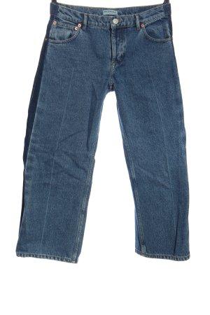 Balenciaga Workowate jeansy niebieski W stylu casual