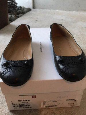 Balenciaga Ballerines classiques noir
