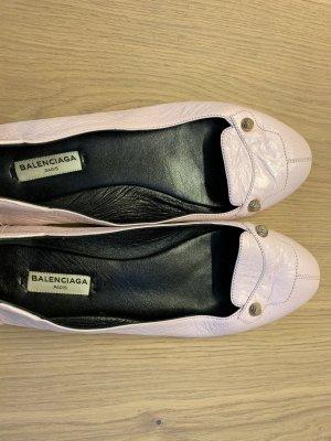 Balenciaga Ballerina's met bandjes veelkleurig