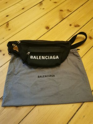 Balenciaga Buiktas zwart Nylon