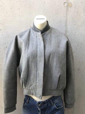Balenciaga Giacca bomber grigio