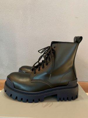 Balenciaga Chelsea Boot noir-bleu foncé