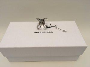 Balenciaga Cage hinged cuff