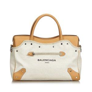Balenciaga Sac à main beige