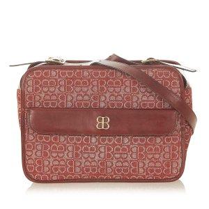 Balenciaga Shoulder Bag red