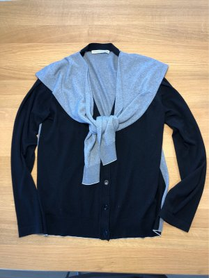 Balenciaga Cardigan black-light grey