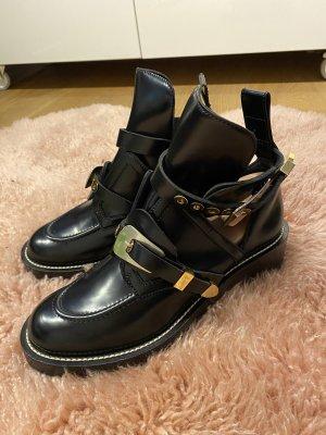 Balenciaga Low boot noir