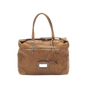 Balenciaga Handbag light brown leather