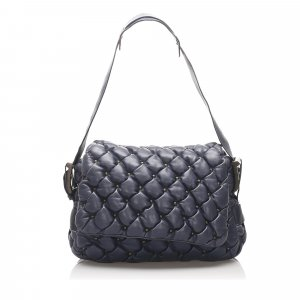 Balenciaga Chevre Quilted Shoulder Bag