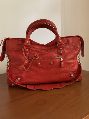 BALENCIAGA City Bag rot