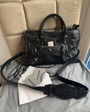 Balenciaga City Bag S schwarz