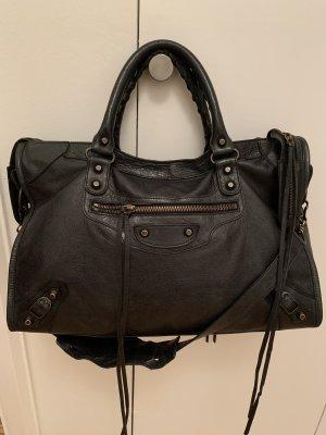 Balenciaga Sac à main noir