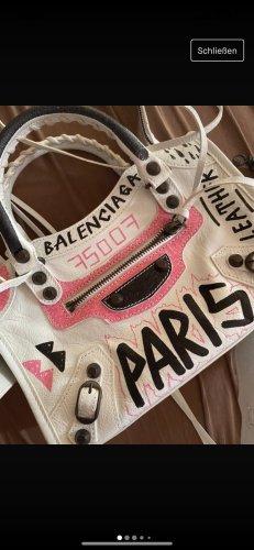 "Balenciaga Citybag ""Graffiti"" mini"