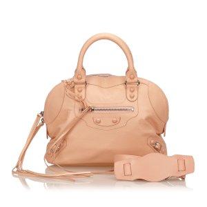 Balenciaga Handbag pink leather
