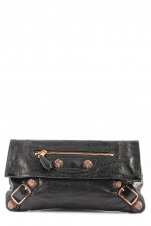 Balenciaga Pochette noir style classique