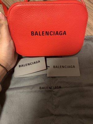 Balenciaga Mini Bag brick red