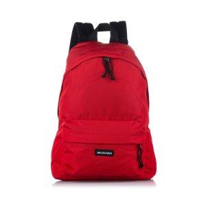 Balenciaga Backpack red nylon