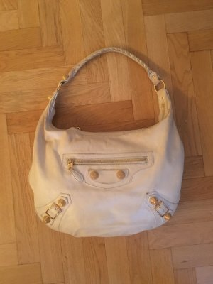 BALENCIAGA Handtasche weiß, Original